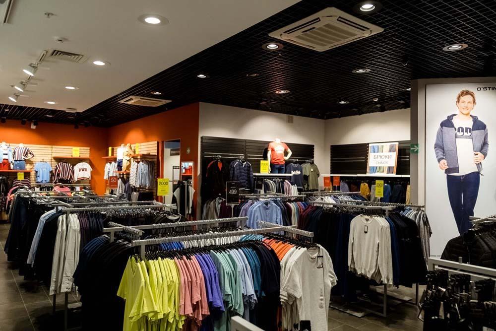 """Выгодный шоппинг в """"Ostin"""": скидки 70% на коллекцию"""