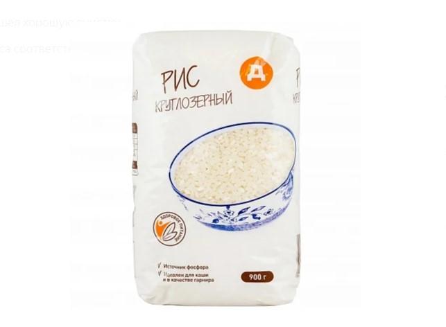 Рисовые крупы, которые, по мнению Роскачества, достойны внимания