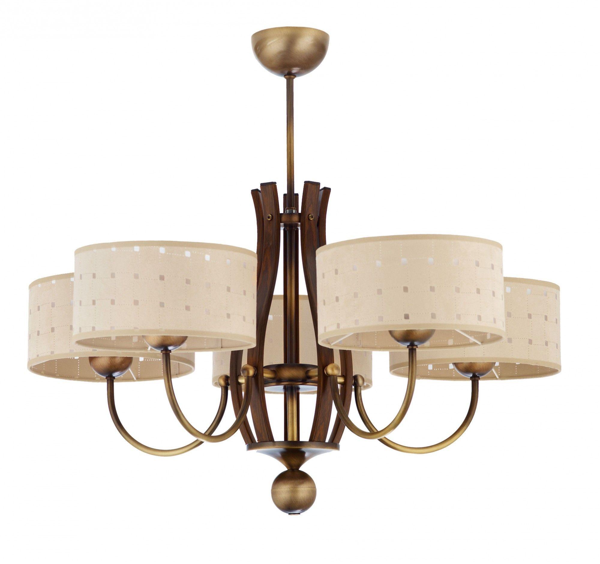 Как сделать дома красивое освещение, выбрав правильную люстру