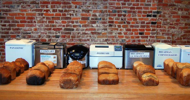 Выбираем хлебопечку для дома: на что обратить внимание?