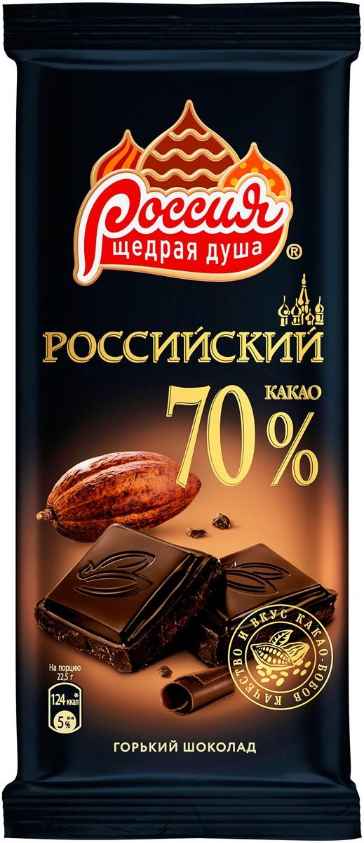 Шоколад, находящийся в чёрных списках Роскачества