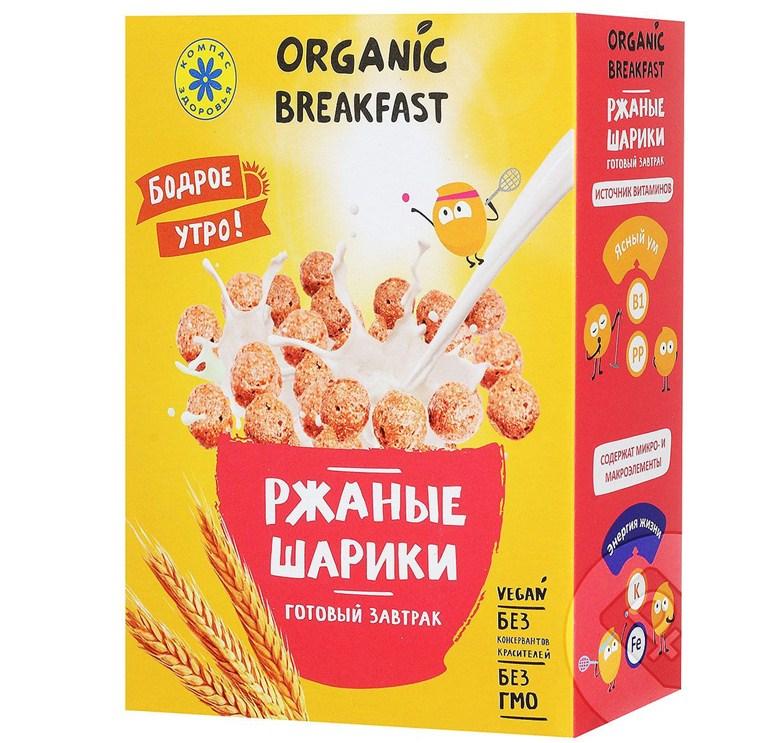 Сухие завтраки, которые Роскачество внесло в черный список