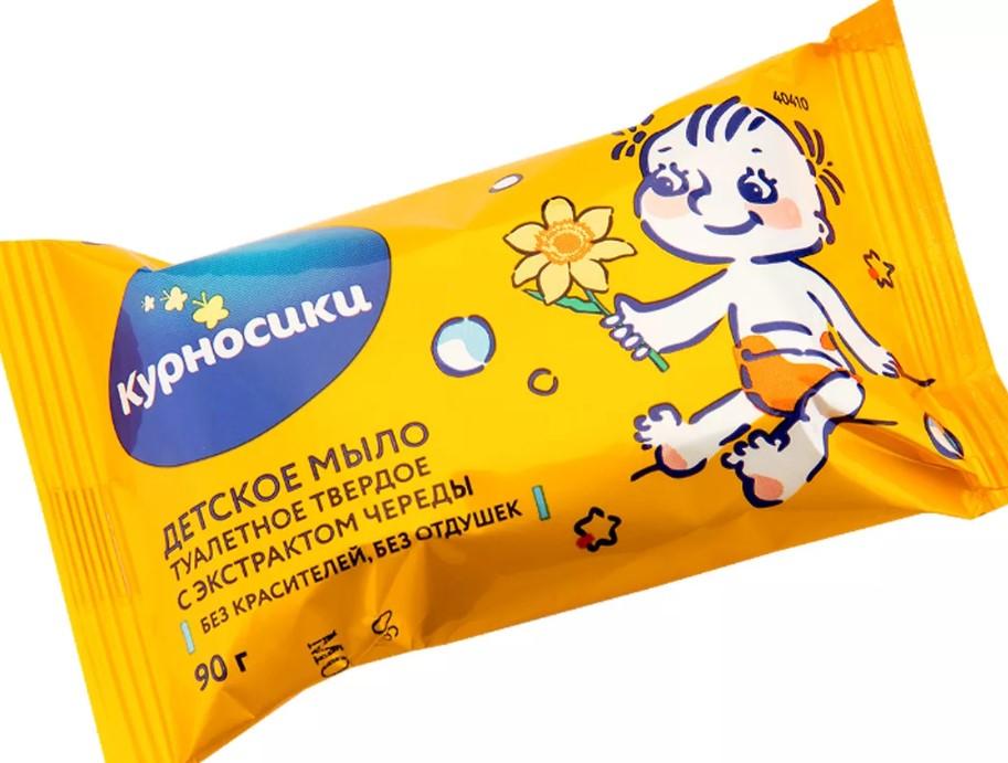Детское мыло, которое не по-детски опасно