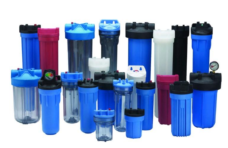 Бытовые фильтры для воды: особенности моделей