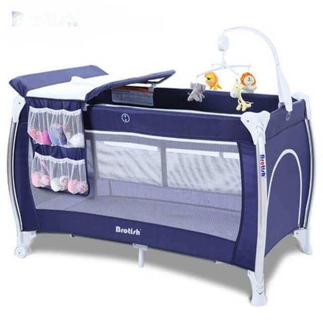 Кроватки для малышек: какую выбрать