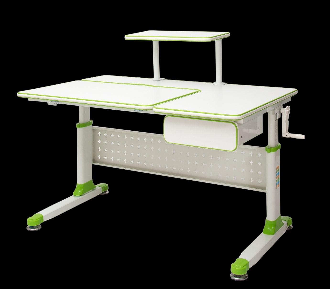 Разновидности и особенности детских столов, которые регулируются по высоте