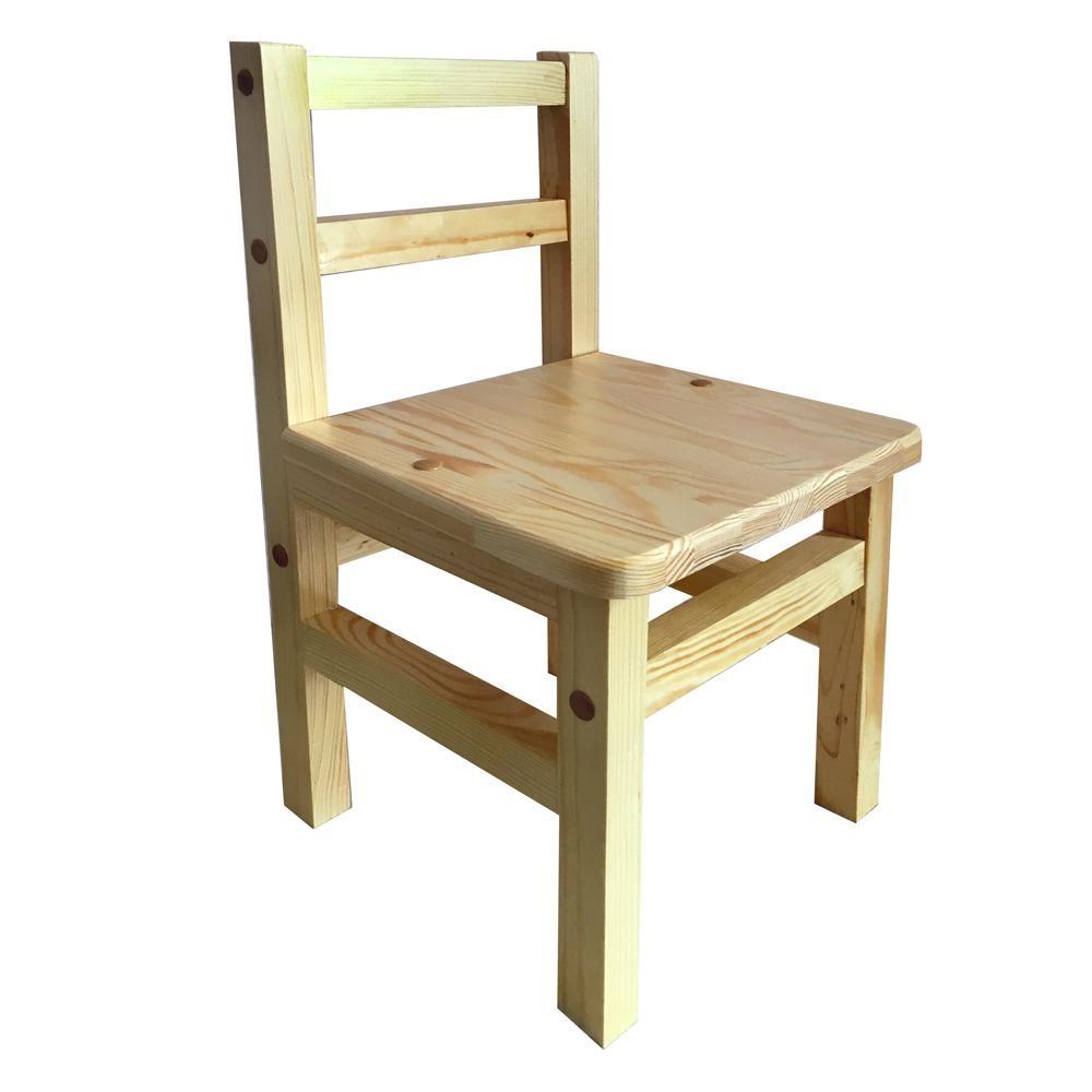 Как выбрать детский деревянный стульчик?