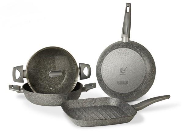 Выбор керамической сковороды: на каких производителей равняться