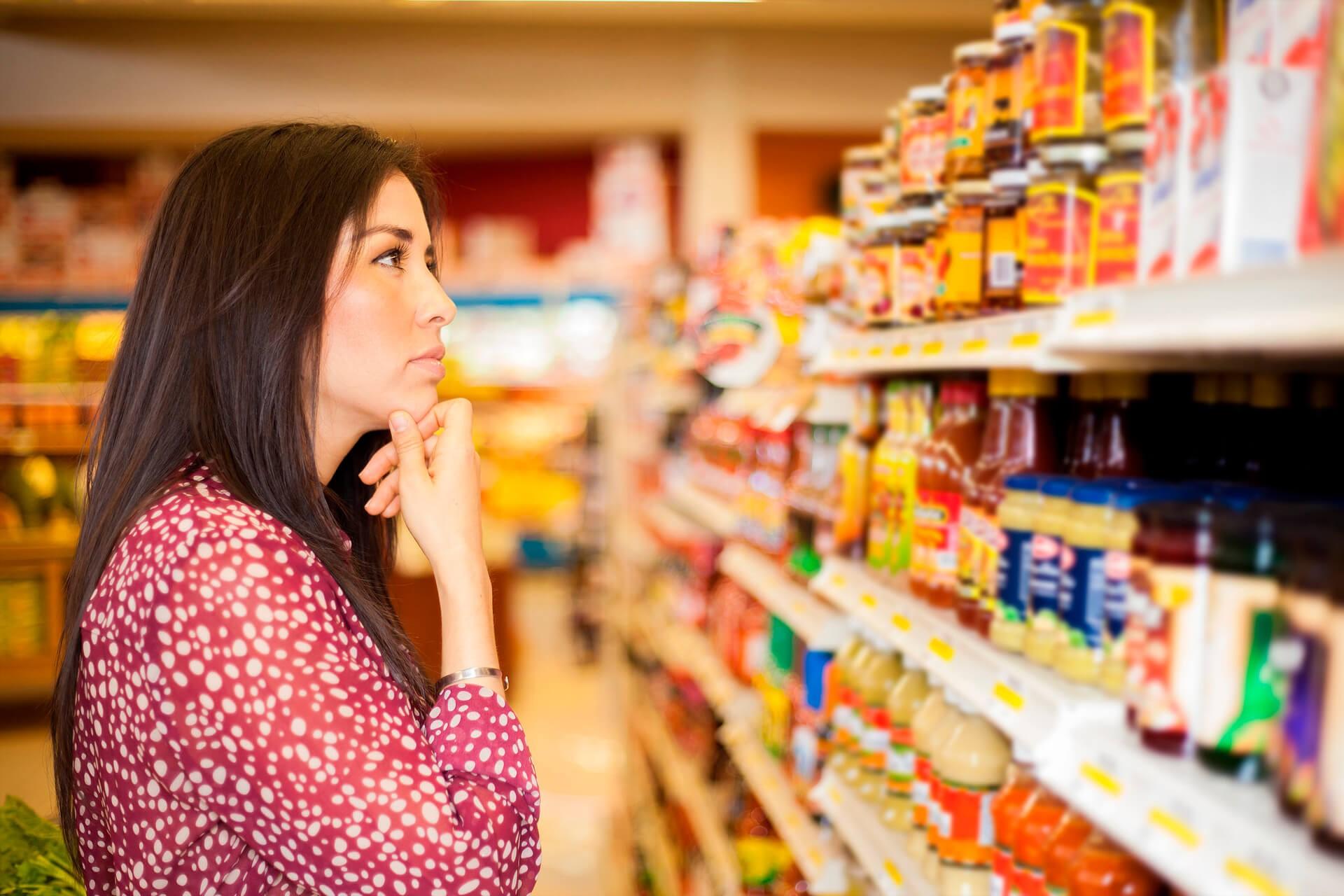 Как не переплачивать за продукты
