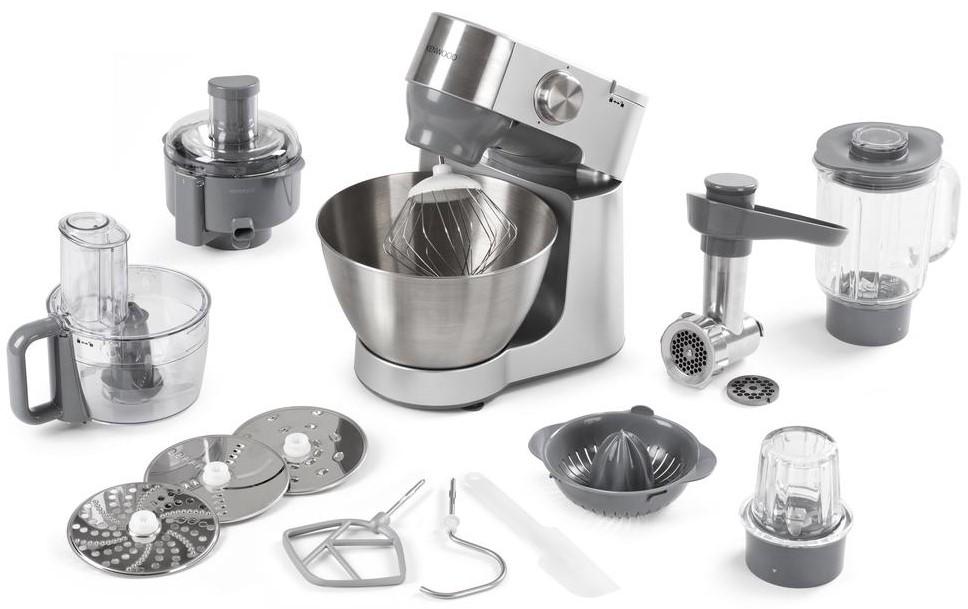 Как выбрать кухонный комбайн