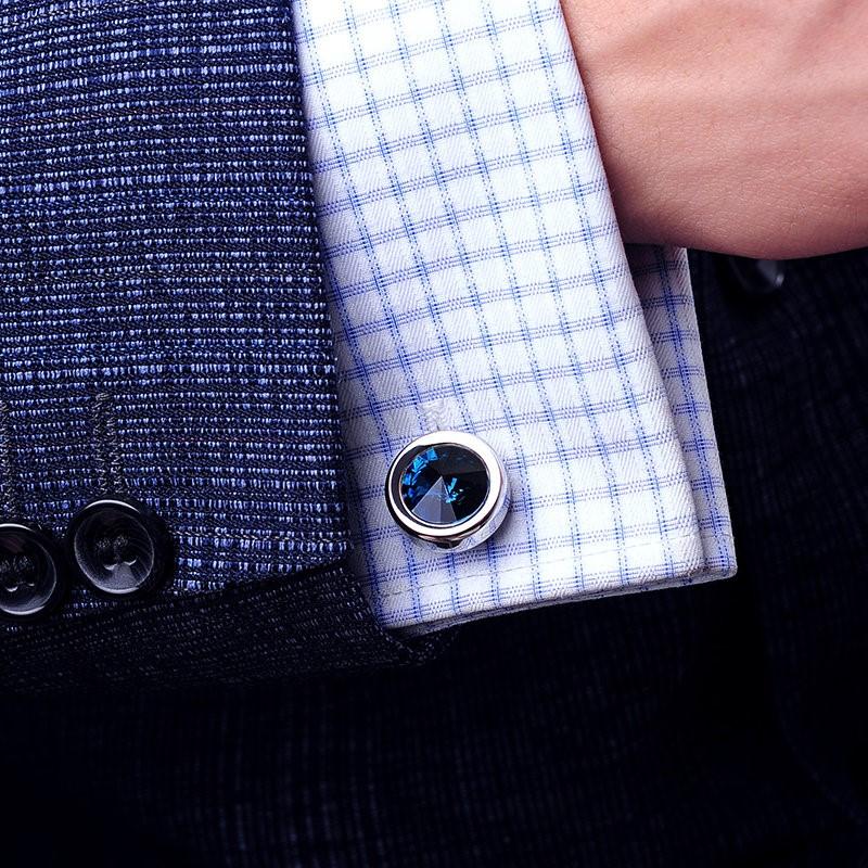 Запонки – как выбрать аксессуар, который сделает любой образ стильным