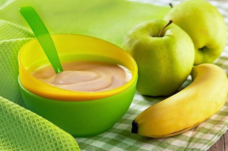 Как выбирать фруктовое пюре для ребенка