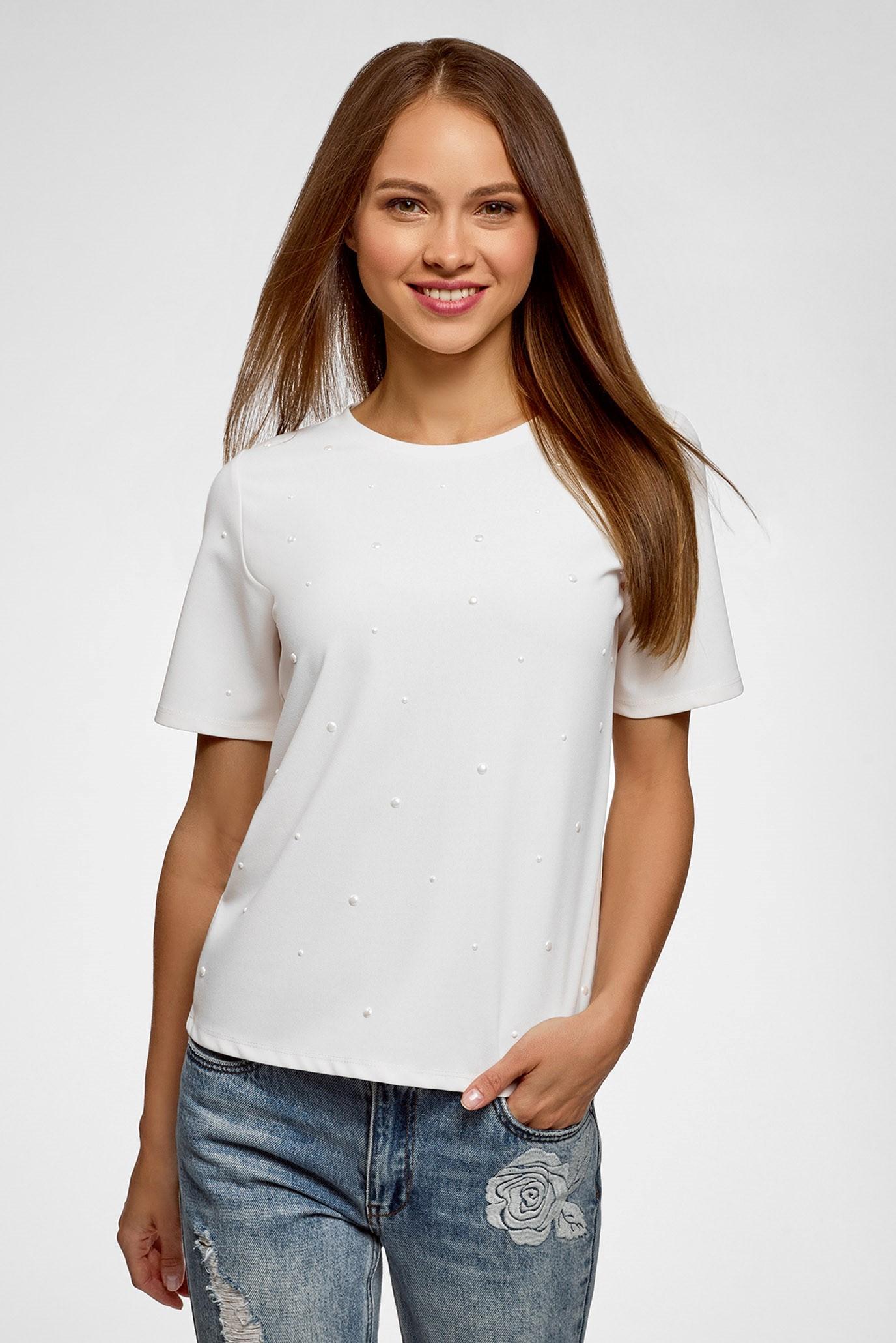 Как выбрать белую футболку по типу тела