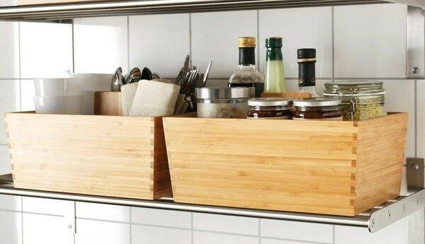 Стильная и практичная кухня с товарами из Икеи: на что обратить внимание