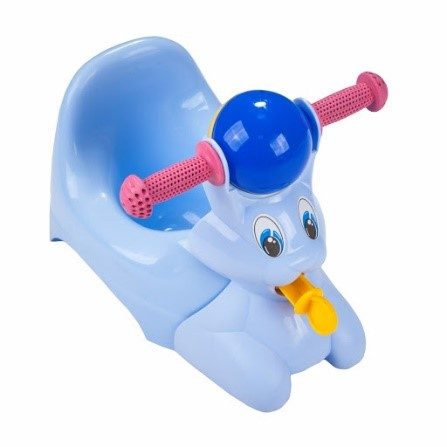 Правильно выбранный горшок влияет на успех в приучении ребенка к туалету
