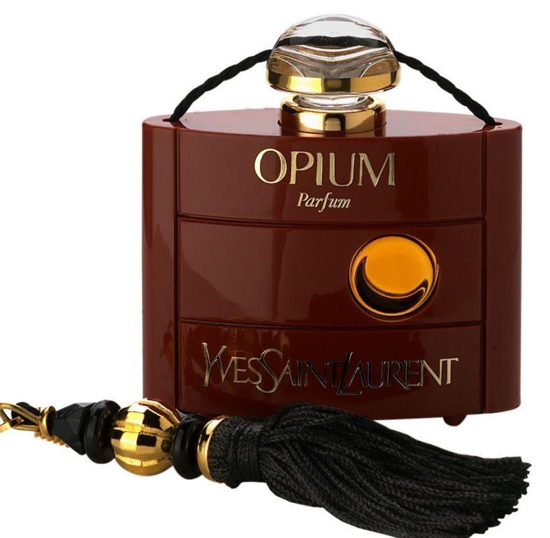 История создания популярного парфюма «Opium»