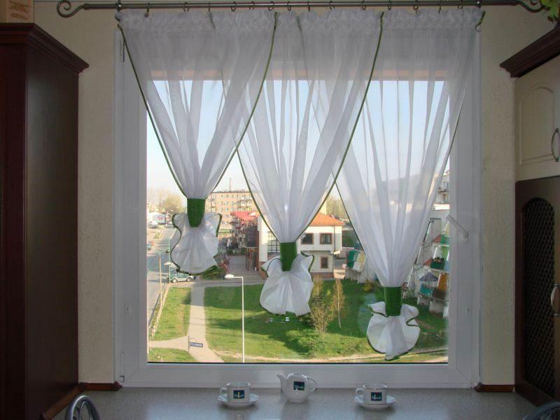 Как выбрать шторы для кухни по цветовой палитре