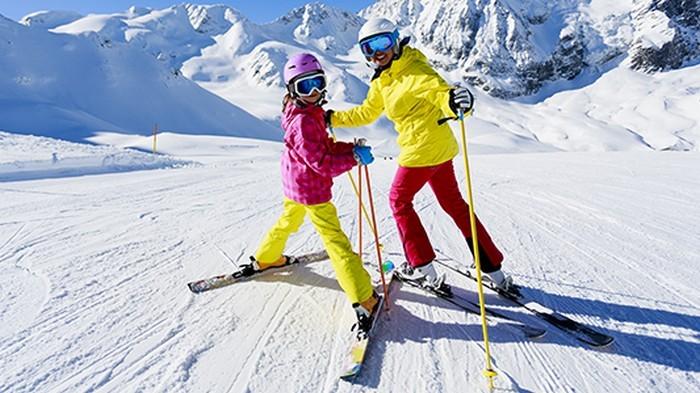 Как правильно выбрать лыжные палки для катания для детей и взрослых