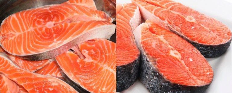 Советы экспертов: как правильно выбирать красную рыбу