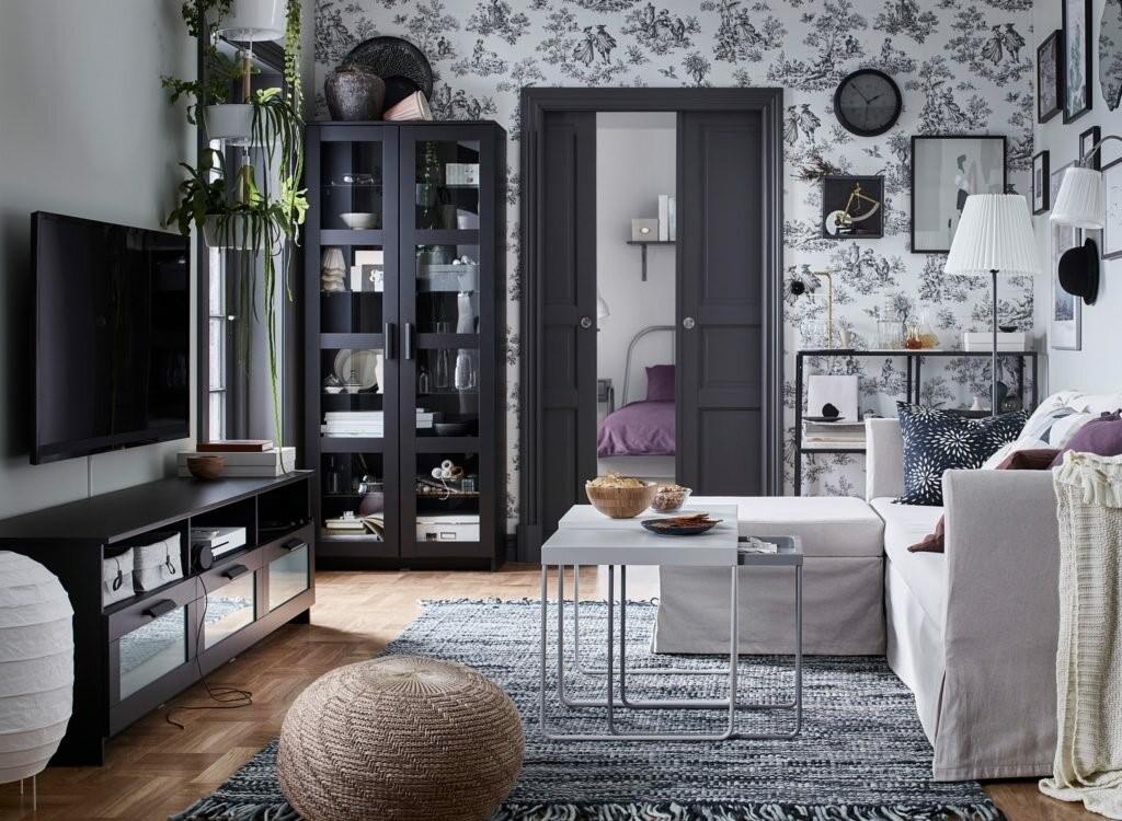 Мебель от ИКЕА: выбор многих хозяек в создании интерьера