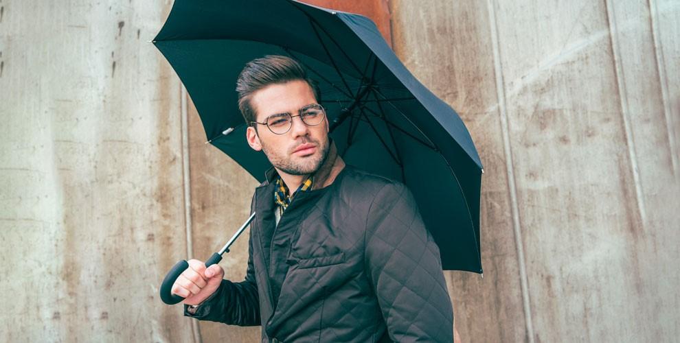 Какие женские и мужские зонты сейчас в моде