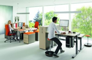 Каким должно быть рабочее место офисного сотрудника