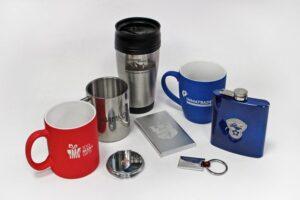 Заказать изготовление сувенирной продукции с логотипом компании