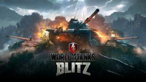 Покупки для игры World of Tanks Blitz