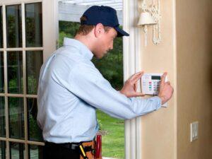 Установка сигнализации в частном доме