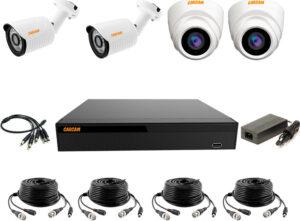 Выбор оборудования для видеонаблюдения