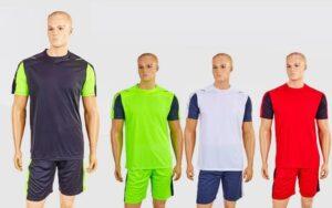 Выбор футбольной формы и экипировки