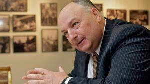 Вячеслав Моше Кантор поделился мнением ,как бороться с любыми проявлениями нетерпимости на законодательном уровне