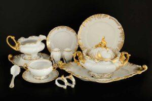 Элитная посуда и предметы интерьера из фарфора