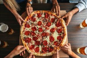 Доставка пиццы по Киеву
