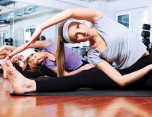 Польза для организма от занятий фитнесом