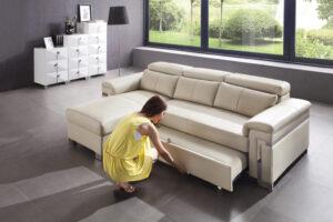 На что обратить внимание, выбирая диван