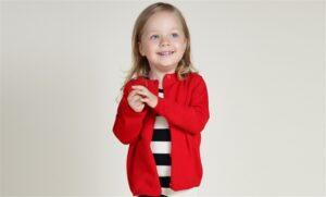 Модные кардиганы для девочек