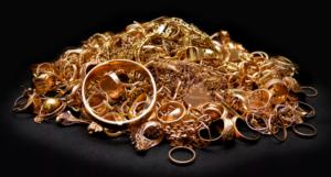 Как продать изделия из червонного золота