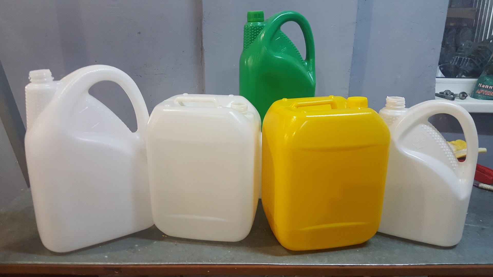 Где купить пластиковые канистры?