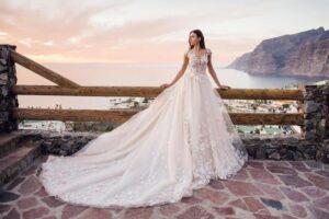 Свадебные платья: последние тренды