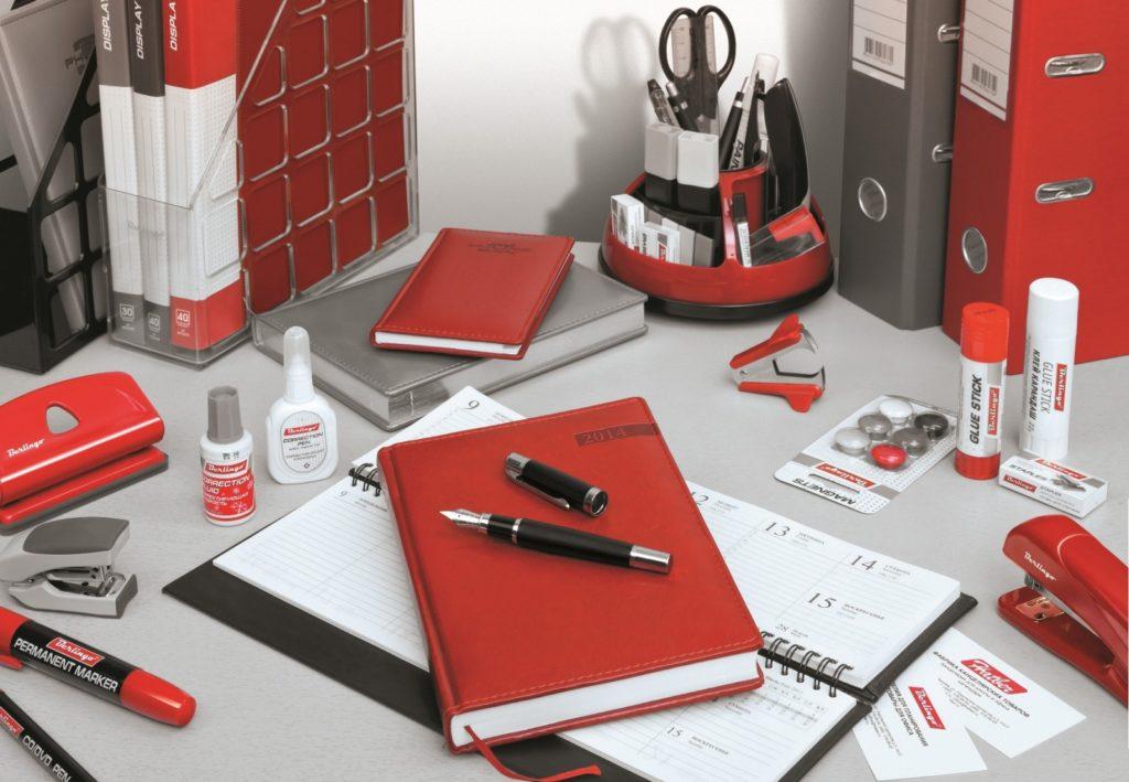 Офисная канцелярия: список необходимых предметов