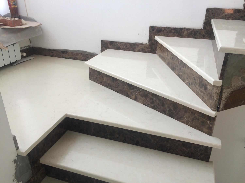 Достоинства и недостатки лестниц из искусственного камня