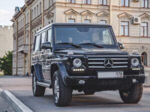 Аренда Mercedes Gelendwagen