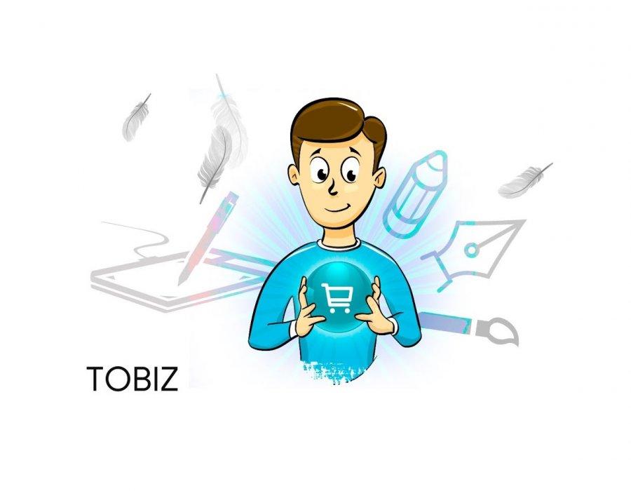 Конструктор одностраничных сайтов tobiz