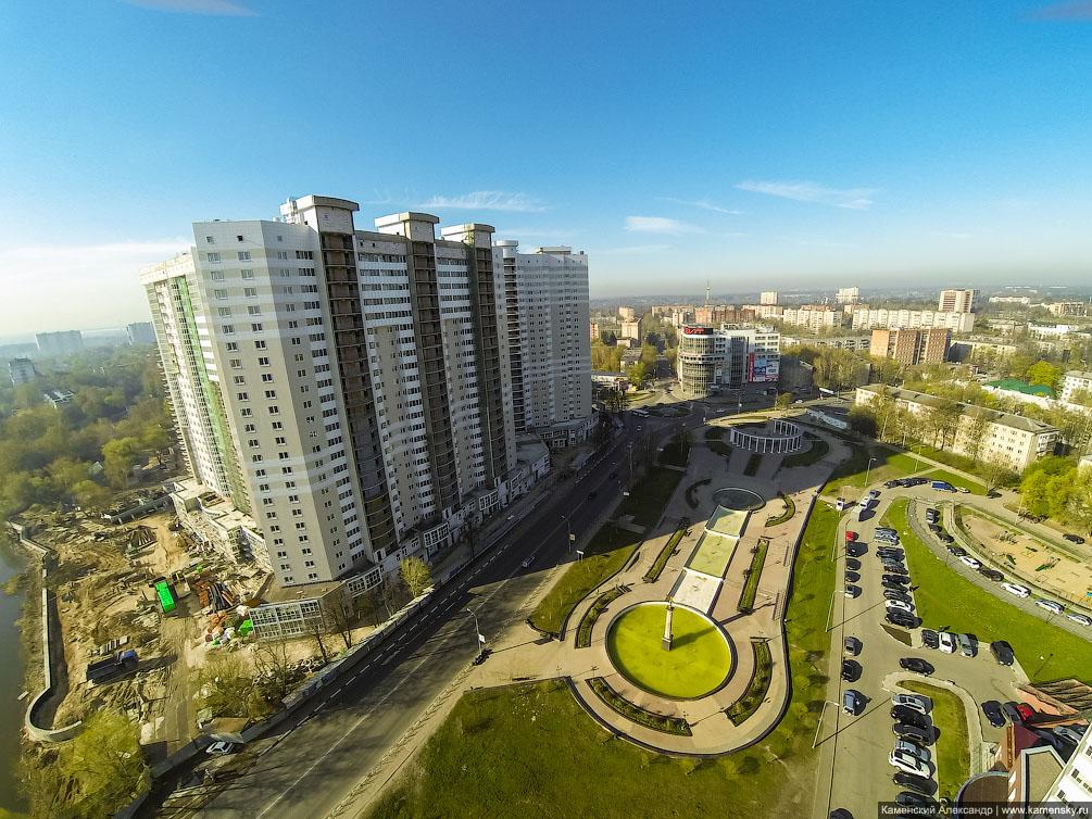 Инфраструктура Пушкино