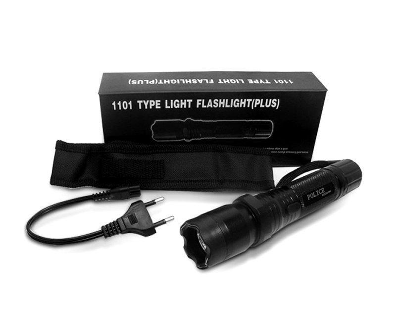 Основные характеристики электрошокера police 1101