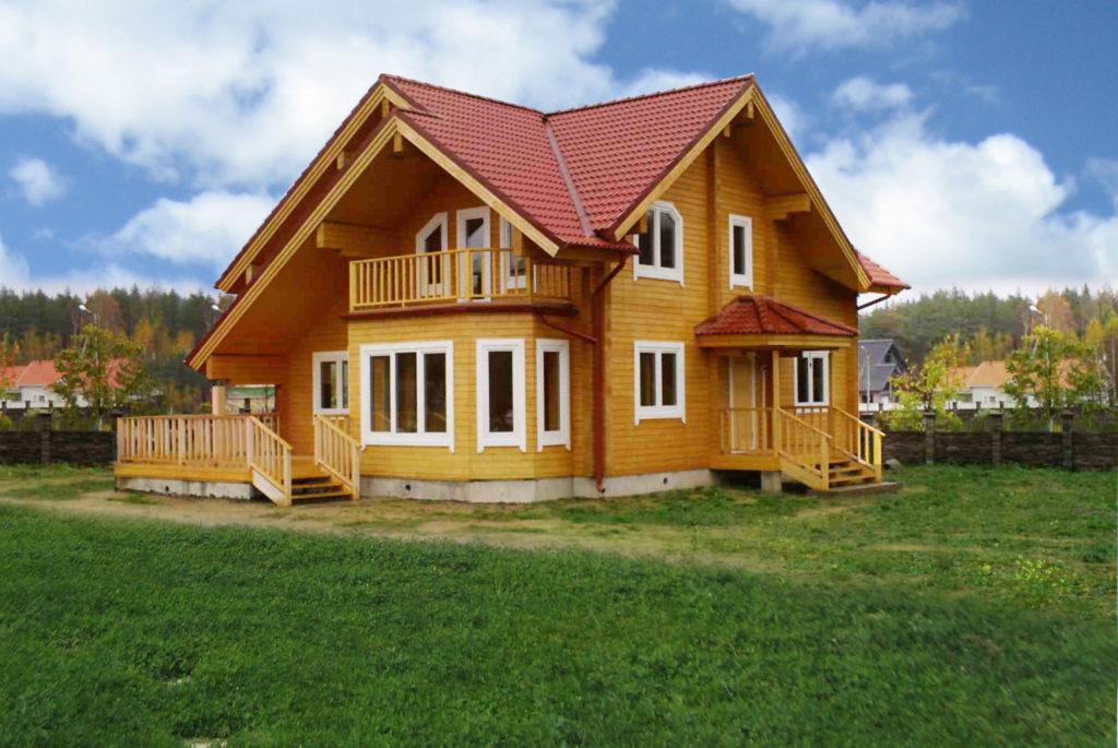 Строительство дома за городом под ключ