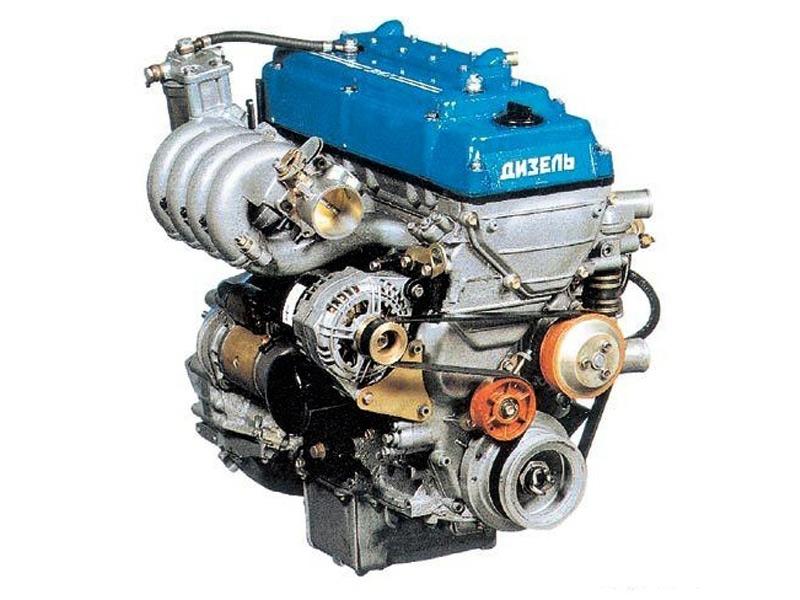 Как купить запчасти для дизельного двигателя?