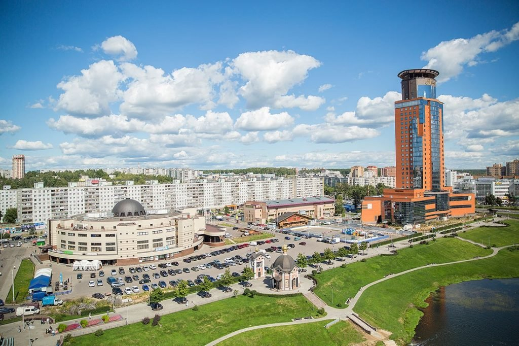 Инфраструктура города Щелково