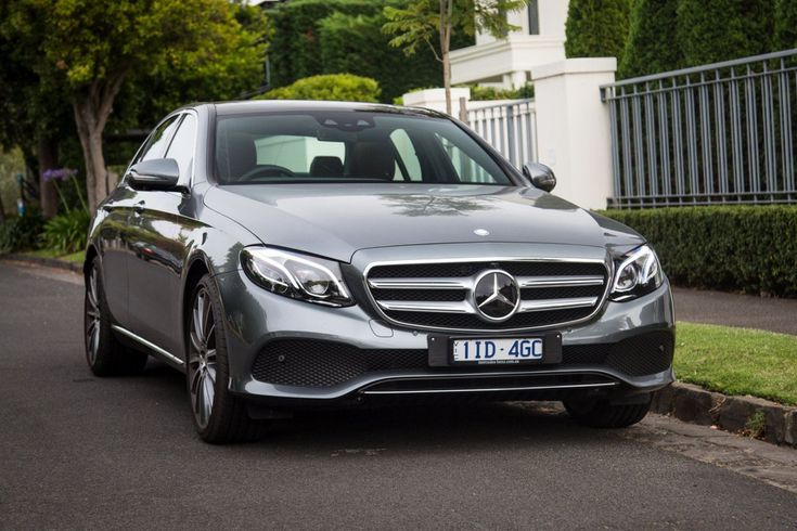 Обзор Mercedes E Class
